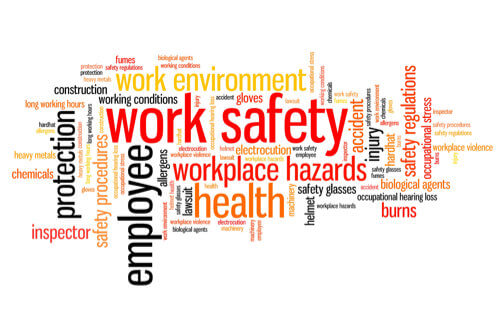 Workplace health & Safety course