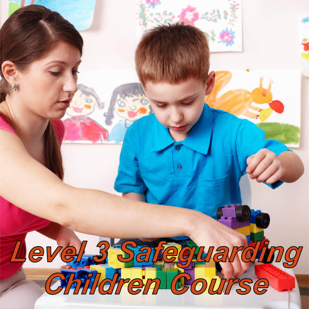 Level 3 safeguarding, cpd course via e-learning