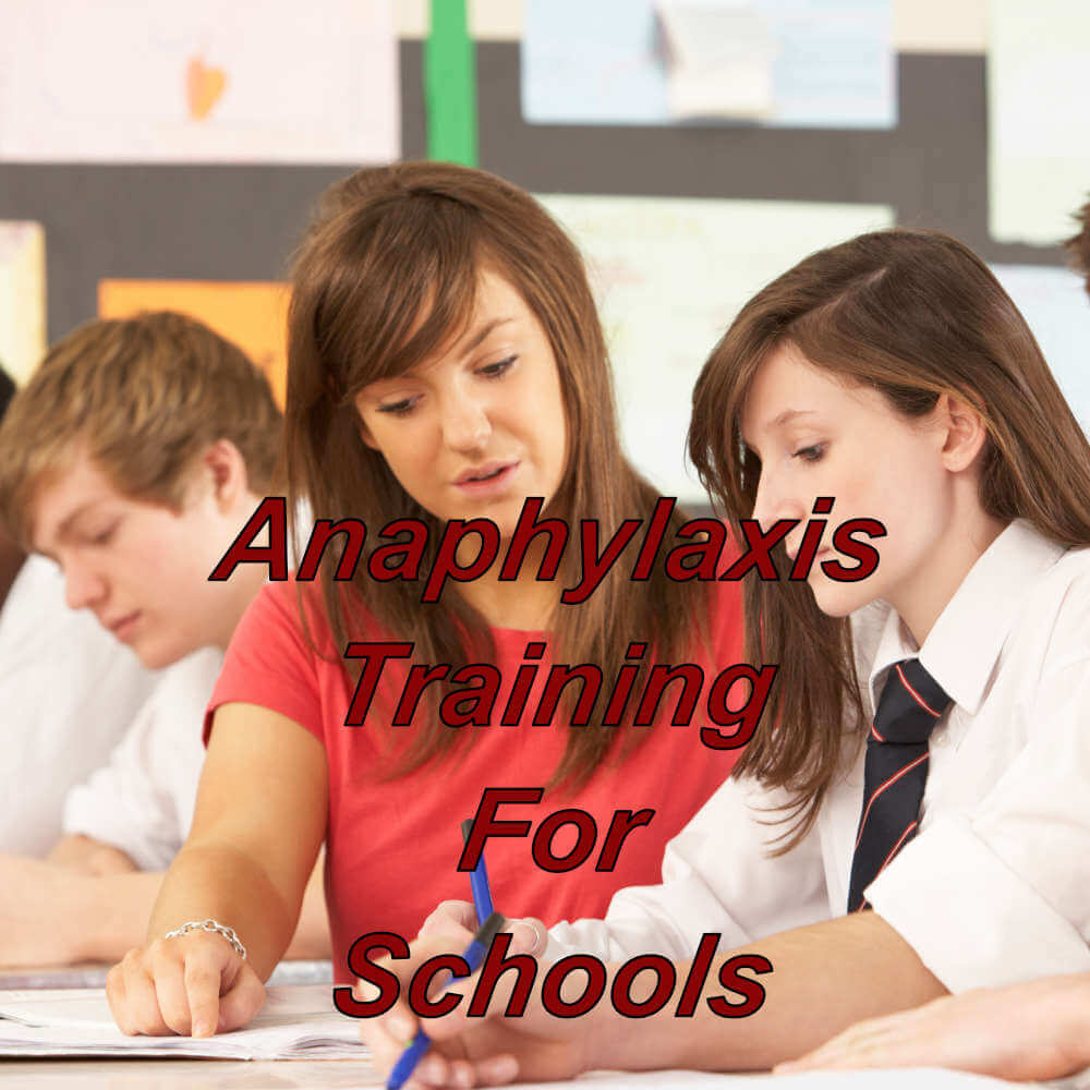 Anaphylaxis for Schools, Teachers