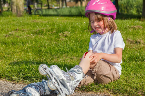 Paediatric first aid training online course