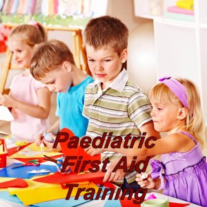 Paediatric first aid training for childminders