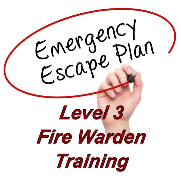 Fire warden, cpd certified course vie e-learning, ideal for school teachers, childminders, print certification on completion