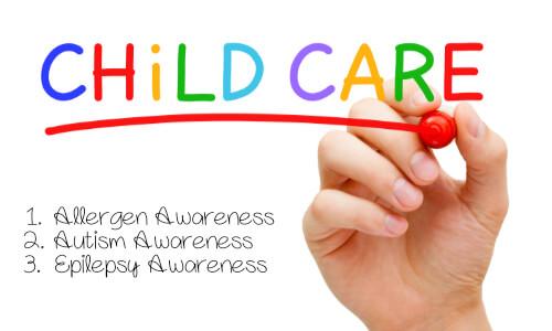 Allergen, Autism & Epilepsy awareness training courses online