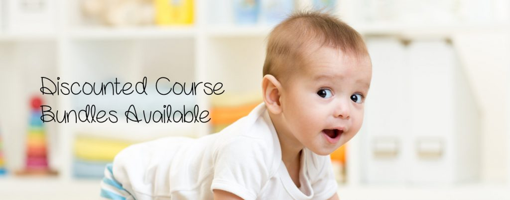 See our discounted paediatric training course bundles that we have available